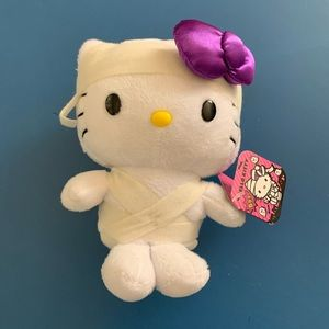 Hello Kitty Mummy Plushie
